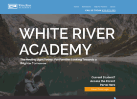 whiteriveracademy.com