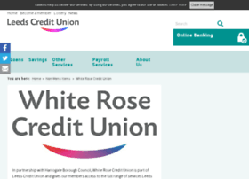 whiterosecreditunion.co.uk