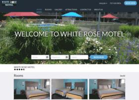 whiterosemotel.com