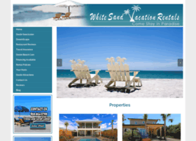 whitesandvacationrentals.com