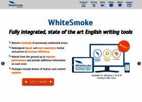 whitesmoke.com