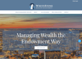 whitestonewm.com