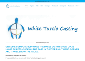 whiteturtlecasting.com