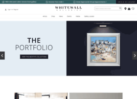whitewallgalleries.com