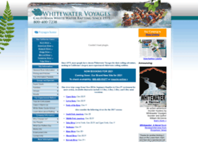 whitewatervoyages.com