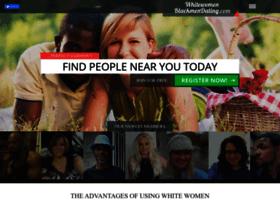 whitewomenblackmendating.com