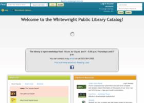 whitewright.biblionix.com