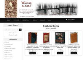 whitingbooks.com