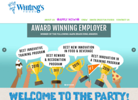 whitingsfoods.com