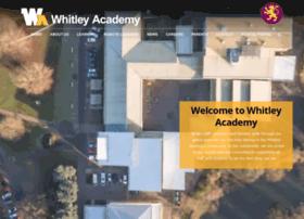 whitleyacademy.com