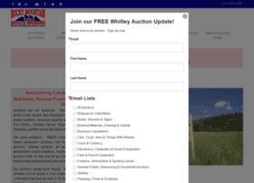 whitleyauction.com