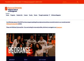 Whitmanblogs.syr.edu