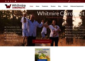whitmirechiropracticwellness.com