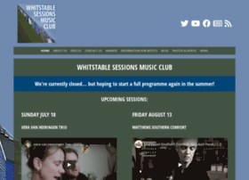 whitstablesessions.co.uk
