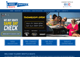 whittleboats.com