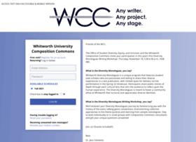 whitworth.mywconline.com