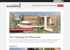 whitworth125.com
