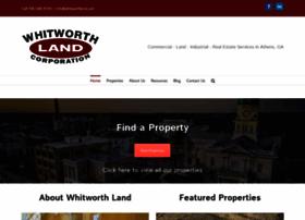 whitworthland.com