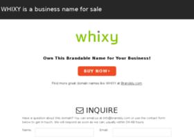 whixy.com