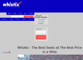 whiztix.com