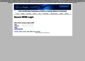 whm.bluehost.com