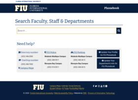 who.fiu.edu