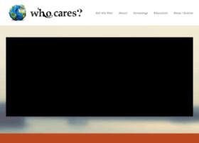 whocaresthefilm.com