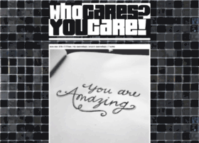 whocaresyoucare.com