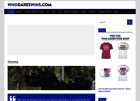 whodareswins.com