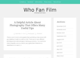 whofanfilm.com