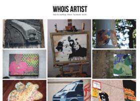 whois-artist.com