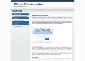 whois-phonenumber.com