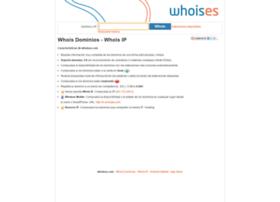 whoises.com
