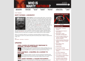 whoismartyrathbun.com