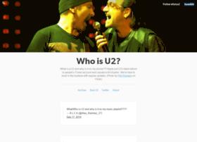 whoisu2.com