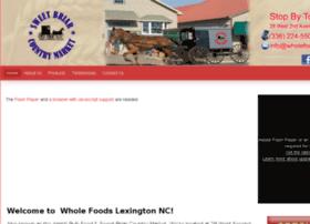 wholefoodslexingtonnc.com