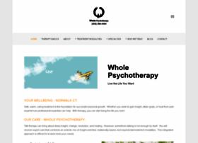 wholepsychotherapy.com