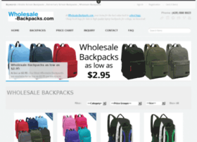wholesale-backpacks.com