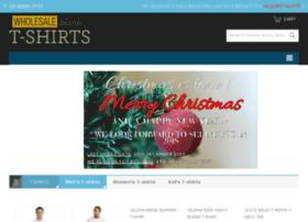 Wholesale-blank-tshirts.com.au