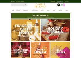 wholesale.camillebeckman.com