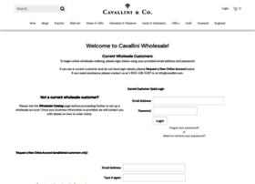 wholesale.cavallini.com