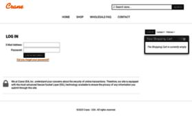 wholesale.crane-usa.com