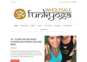 wholesale.funkyyoga.com