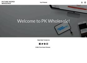 wholesale.picturekeeper.com