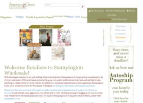 wholesale.stampington.com