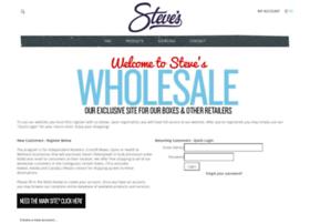 wholesale.stevespaleogoods.com