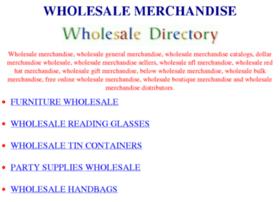 wholesale.wholesalewholesale.com