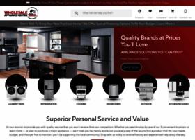 wholesaleappliancecenter.com