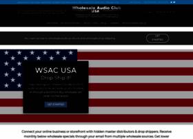 wholesaleaudioclub.com