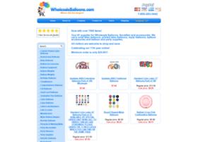 wholesaleballoons.com